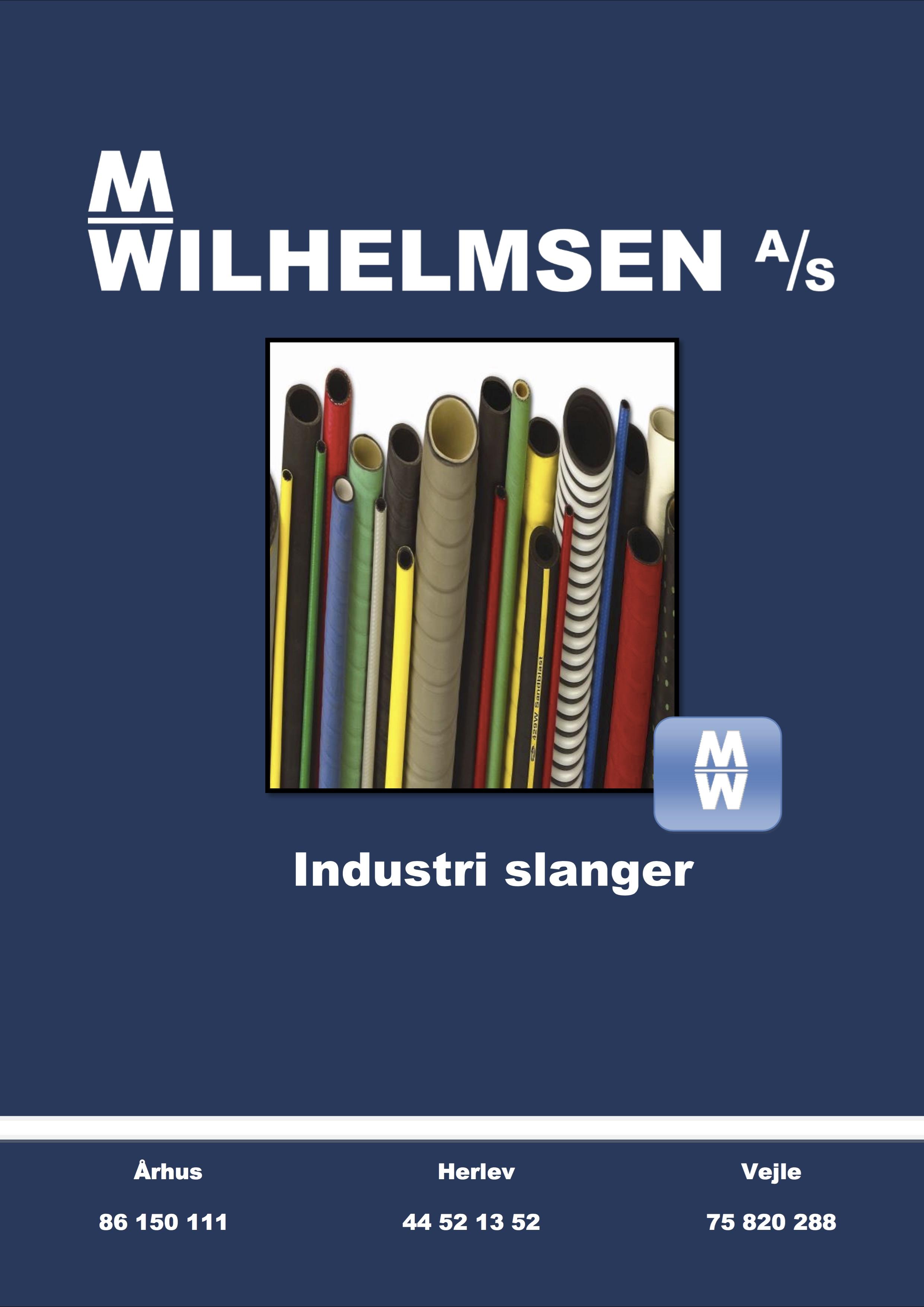 Industrislanger katalog
